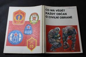 náhled knihy - Co má vědět každý občan o civilní obraně