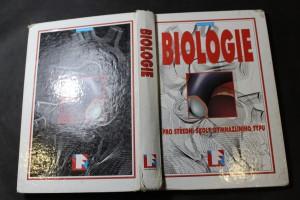 náhled knihy - Biologie pro střední školy gymnazijního typu. Teoretická část