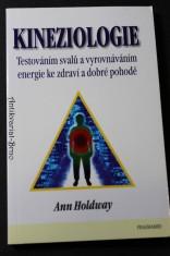 náhled knihy - Kineziologie : testováním svalů a vyrovnáváním energie ke zdraví a dobré pohodě