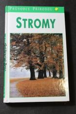 náhled knihy - Stromy, průvodce přírodou