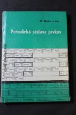 náhled knihy - Periodická sústava prvkov