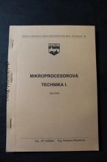 náhled knihy - Mikroprocesorová technika I., (třetí část)