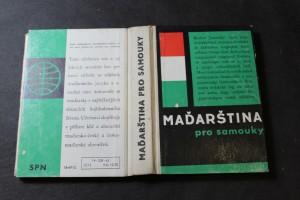 náhled knihy - Maďarština pro samouky