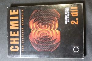 náhled knihy - Chemie pro čtyřletá gymnázia, 2. díl