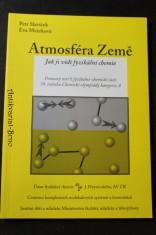 náhled knihy - Atmosféra Země, Jak ji vidí fyzikální chemie