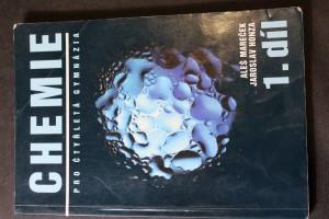 náhled knihy - Chemie pro čtyřletá gymnázia, 1. díl
