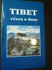 náhled knihy - Tibet včera a dnes