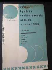 náhled knihy - Československá armáda v roce 1938