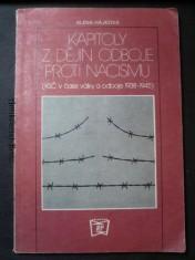 náhled knihy - Kapitoly z dějin odboje proti nacismu (KSČ v čase války a odboje 1938-1945)