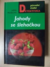 náhled knihy - Jahody se šlehačkou : Tři detektivní příběhy