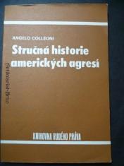 náhled knihy - Stručná historie amerických agresí