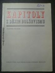 náhled knihy - Kapitoly z dějin bolševismu