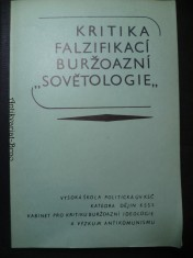 náhled knihy - Kritika falzifikací buržoazní