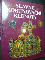 náhled knihy - Slavné korunovační klenoty