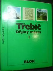 náhled knihy - Třebíč - dějiny města I.