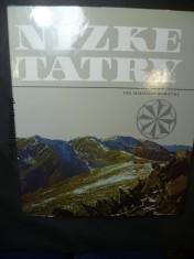 náhled knihy - Nízké Tatry