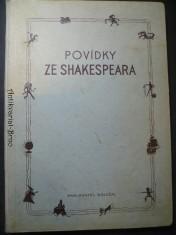 náhled knihy - Povídky ze Shakespeara