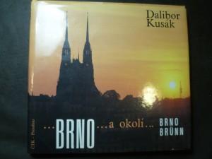 náhled knihy - Brno a okolí. Brno...Brünn...