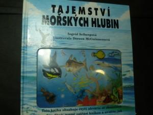 náhled knihy - Tajemství mořských hlubin