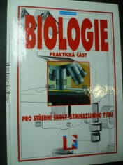 náhled knihy - Biologie - praktická část, pro střední školy gymnazijního typu