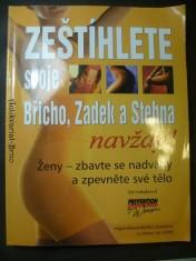náhled knihy - Zeštíhlete svoje břicho, zadek a stehna navždy!