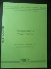 náhled knihy - Personální řízení - vybrané otázky (skripta ke cvičením)
