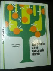 náhled knihy - Tvarovanie a rez ovocných drevín