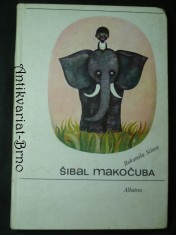 náhled knihy - Šibal Makočuba