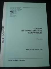 náhled knihy - Základy elektromagnetické kompatibility - přednášky