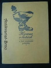 náhled knihy - Kocour v botách a jiné románské pohádky