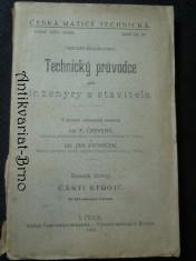 náhled knihy - Technický průvodce pro inženýry a stavitele