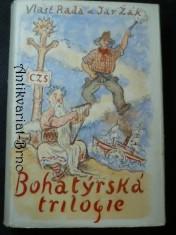 náhled knihy - Bohatýrská trilogie