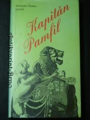 náhled knihy - Kapitán Pamfil