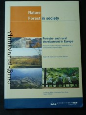 náhled knihy - Forestry and rural development in Europe