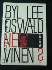 náhled knihy - Byl Lee Oswald nevinen?