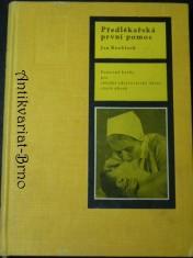 náhled knihy - Předlékařská první pomoc