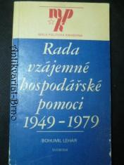 náhled knihy - Rada vzájemné hospodářské pomoci 1949-1979