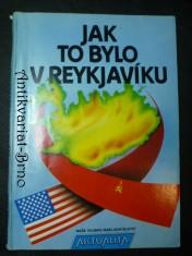 náhled knihy - Jak to bylo v Reykjavíku