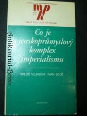 náhled knihy - Co je vojenskoprůmyslový komplex imperialismu
