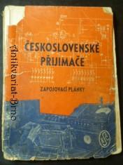 náhled knihy - Československé přijimače - zapojovací plánky