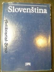 náhled knihy - Slovenština