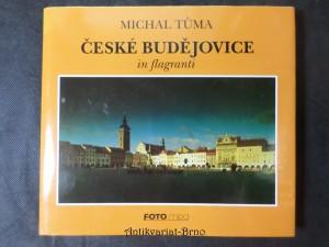 náhled knihy - České Budějovice in flagranti