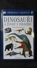 náhled knihy - Dinosauři a život v pravěku