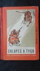 náhled knihy - Chlapec a tygr