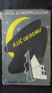 náhled knihy - Klíč od domu