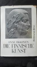 náhled knihy - Die Finnische Kunst
