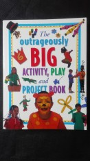 náhled knihy - The outrageously big activity, play and project book