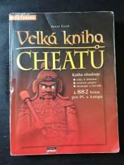 náhled knihy - Velká kniha cheatů