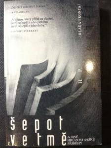 náhled knihy - Šepot ve tmě a jiné hrůzostrašné příběhy