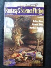 náhled knihy - Fantasy & Science Fiction (Peter S. Beagle: Dvě srdce)